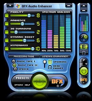 dfx audio enhancer windows 10 full